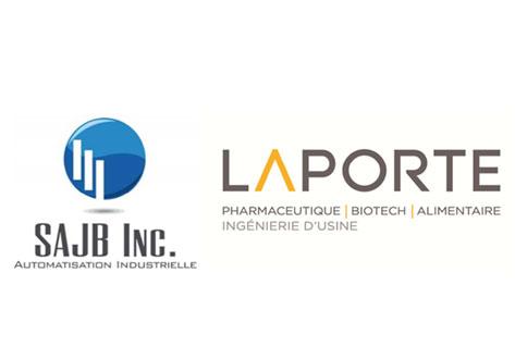 SAJB et Laporte Expert-Coseil inc. s'associent